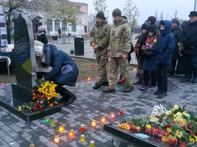 Пограничники приняли участие в мероприятиях, посвященных Дню памяти жертв голодоморов