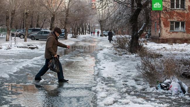Какая зимняя погода наиболее вредна для здоровья