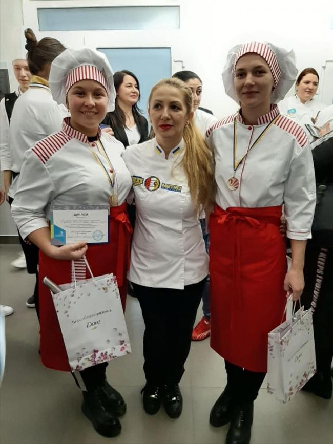 «WorldSkills Ukraine-2019» принес победу двум килийским лицеисткам
