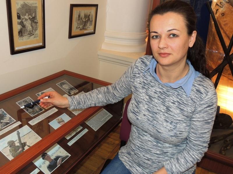 О роли женщины в современной украинской армии