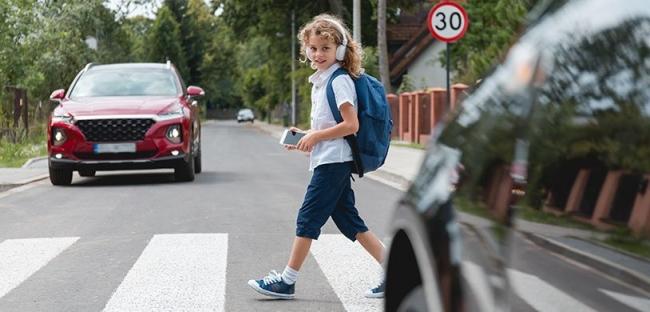 Ученые изобрели умные наушники, которые предупреждают пешеходов об опасности