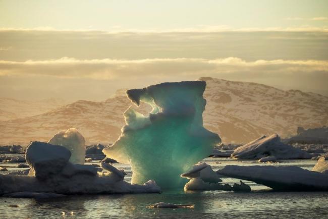 Гренландия начала таять в семь раз быстрее за последние 26 лет