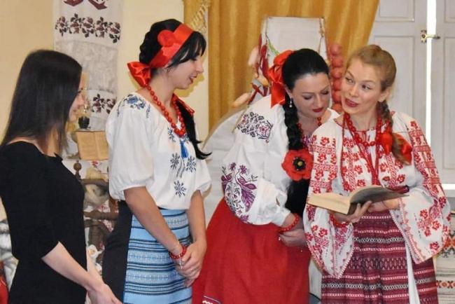 Таинственные гадания на вечерницах в музее Придунавья