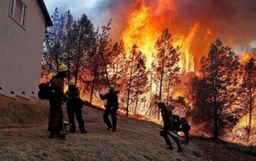 Пожары в Австралии спровоцировали резкое загрязнение воздуха