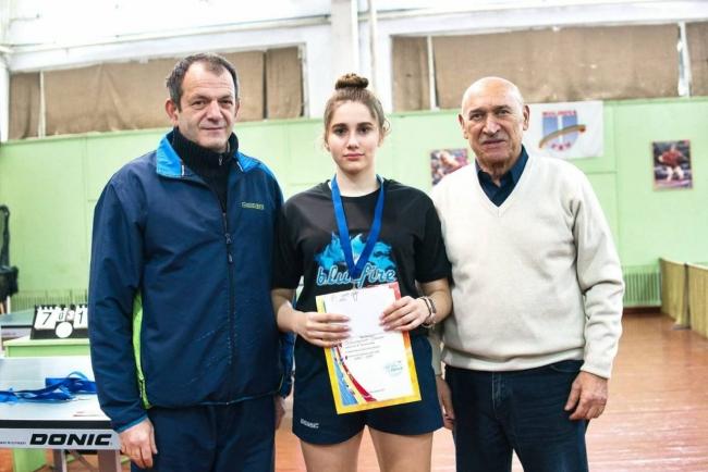 Полина Сибагатулина стала серебряным призёром Кишинёва