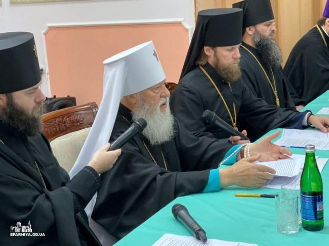 В Измаиле прошло собрание духовенства южных районов Одесской области