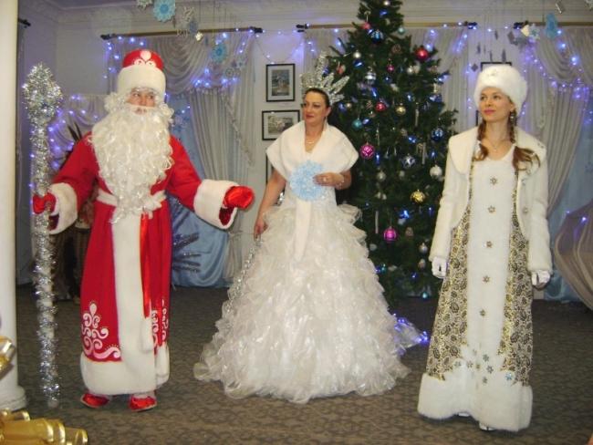 В музее Придунавья - бал Снежной Королевы!