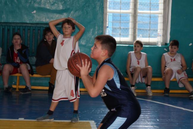 Прошёл первый этап баскетбольной Бессарабской лиги