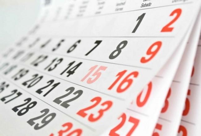 Выходные дни 2020: праздники и переносы