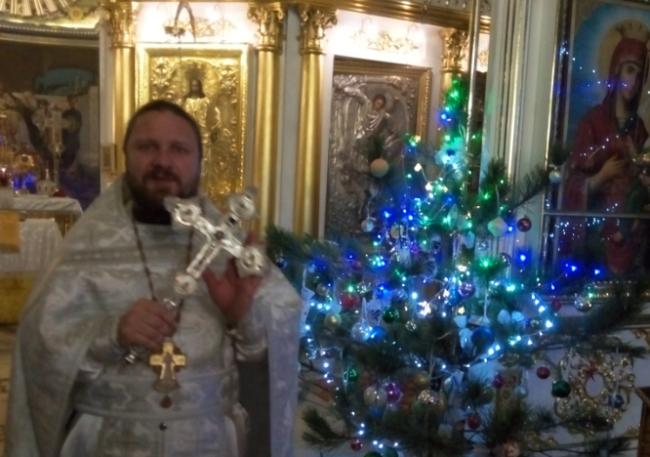 Христос рождается, славим Его!