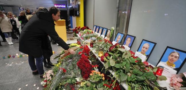 Авиакатастрофа Boeing 737. В Украине объявили день траура