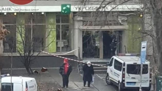 В Киеве снова пытались подорвать банкомат: подробности нового ЧП