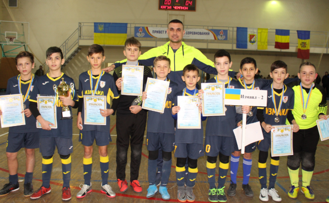 Izmail Cup International-2020 и его победители