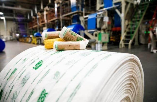 В Украине начали производить биоразлагаемые пакеты