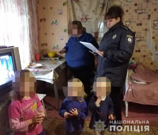 Измаильские полицейские провели рейды по семьям, оказавшимся в сложных жизненных условиях