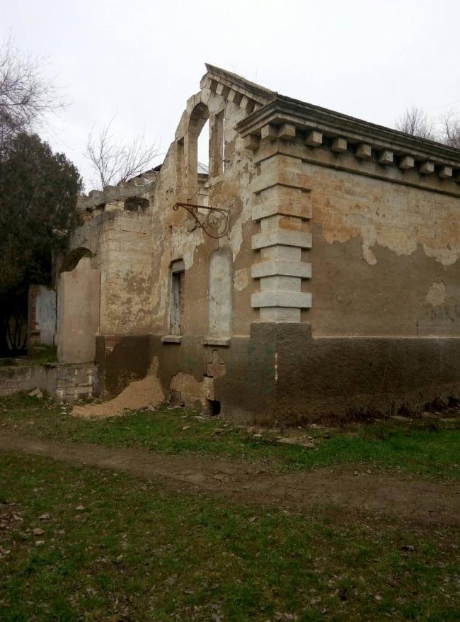 Евросоюз реанимирует болградский Дом Малевинского