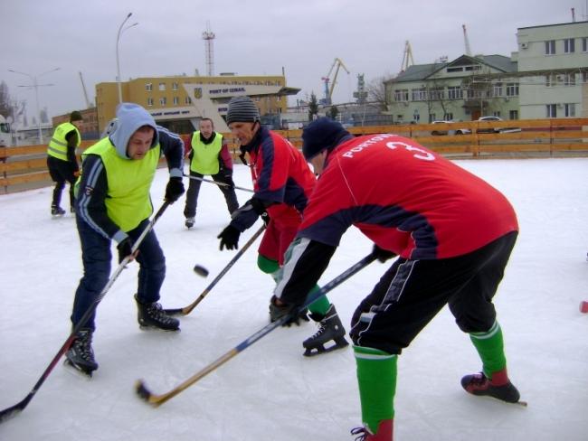 Хоккей в Измаиле был, есть и, надеемся, будет!
