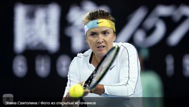 Свитолина выполнила невероятный удар на Australian Open, который шокировал её саму