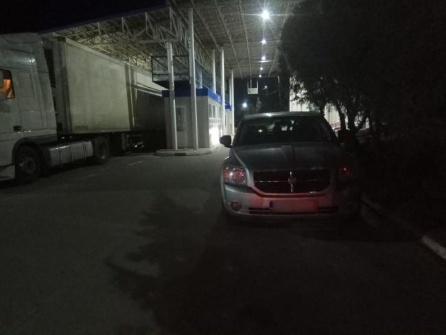 Пограничники Измаильского отряда обнаружили нарушителя границы с двойным гражданством