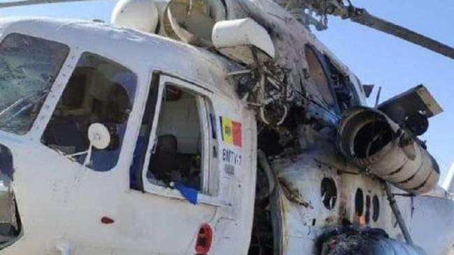 В Афганистане ракета попала в вертолет с украинскими пилотами