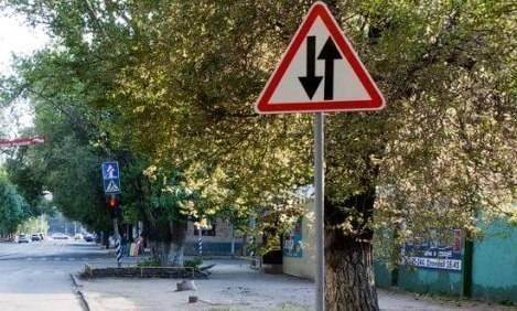 В Килии изменили схему дорожного движения