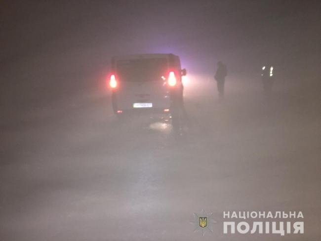 Измаильские правоохранители устанавливают обстоятельства ДТП, в результате которого погиб пешеход