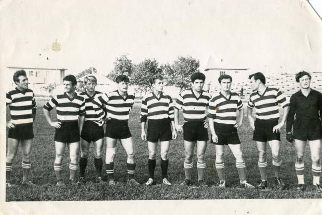 История измаильского спорта. Футбольный бум