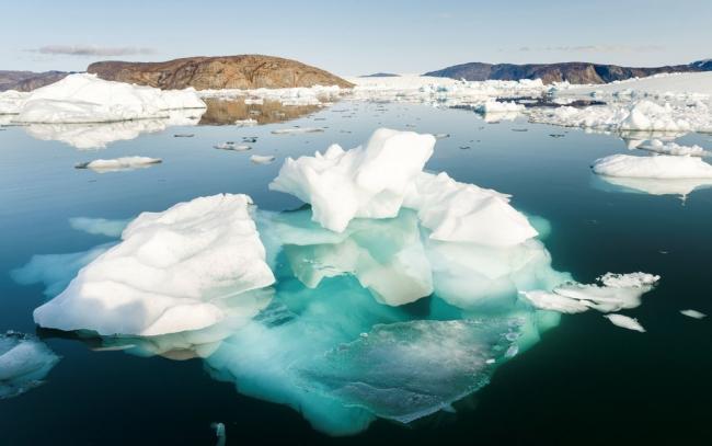 Гренландия начала таять в 7 раз быстрее, чем в 90-е годы