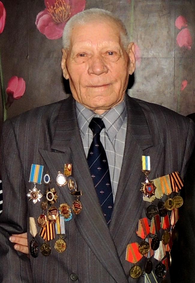 Неутомимый Иван Зубенко
