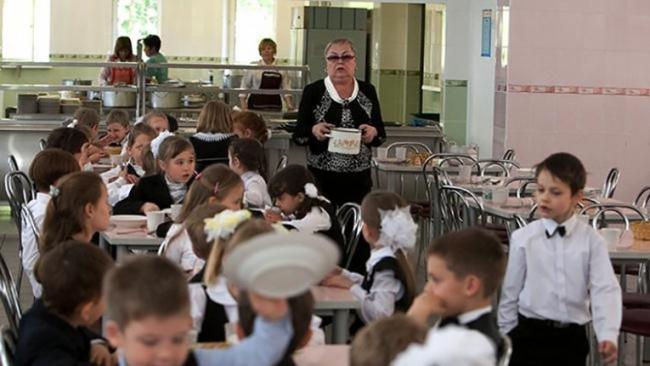 Школьное питание не соответствует стандартам - Госпродпотребслужба
