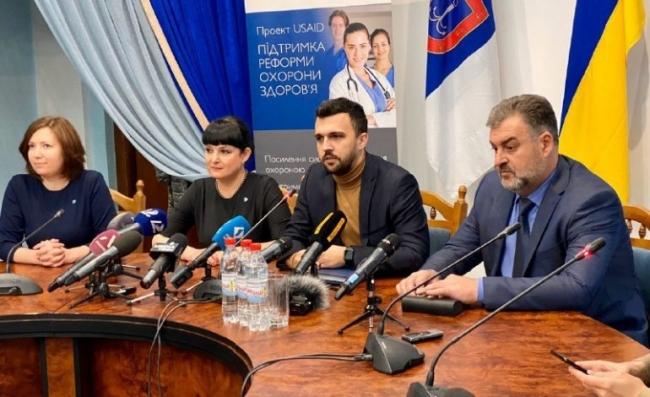 В Одесской облгосадминистрации заявили о готовности 92% больниц к работе с НСЗУ