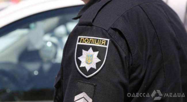 В Одесской области полицейский пьяным приехал на вызов