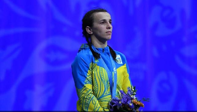 Украина получила две серебряные и две бронзовые медали на чемпионате Европы по борьбе