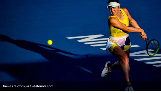Свитолина уверенно вышла в 1/4 финала на турнире WTA