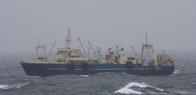 С судна в Персидском заливе пропал украинский моряк