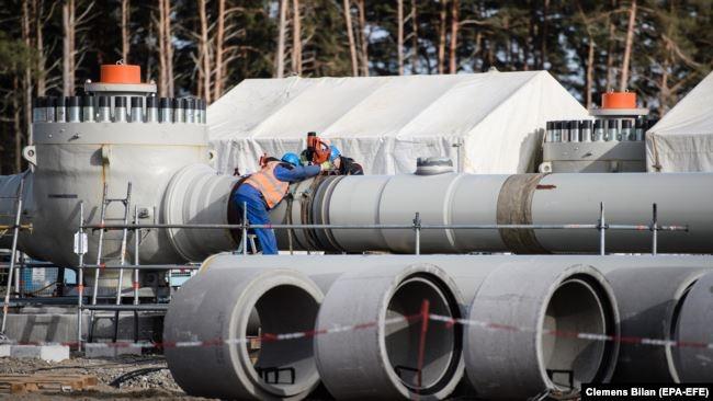 """США: у России нет технологий, чтобы достроить """"Северный поток – 2"""""""