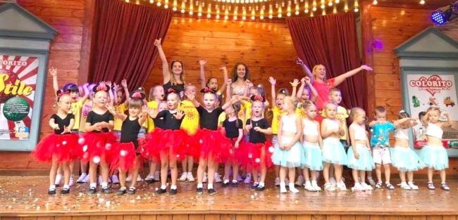 """Измаильская школа танцев """"пустила корни"""" в Одессе"""