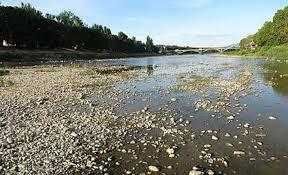 Рекордно тёплая зима: в Украине впервые за 120 лет не будет весеннего полноводия рек