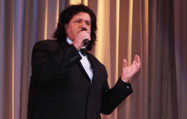 Иво Бобул на измаильской сцене: аплодисменты и любовь горожан певец получил с лихвой