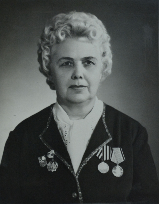 Вера Янковская на пороге столетия