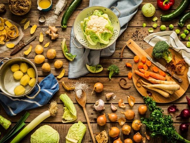 В период поста и очищения организма добавляйте в рацион витаминные продукты
