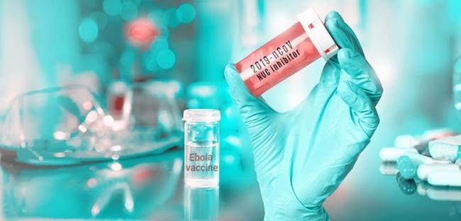 Лекарство от Эболы помогает бороться с коронавирусом