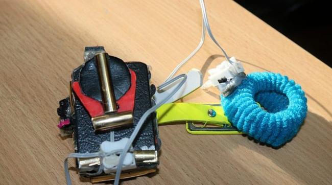 Первокурсница разработала уникальный прибор для реабилитации после инсульта