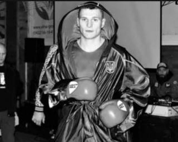 В ДТП под Киевом погиб украинский боксёр Дмитрий Лисовой