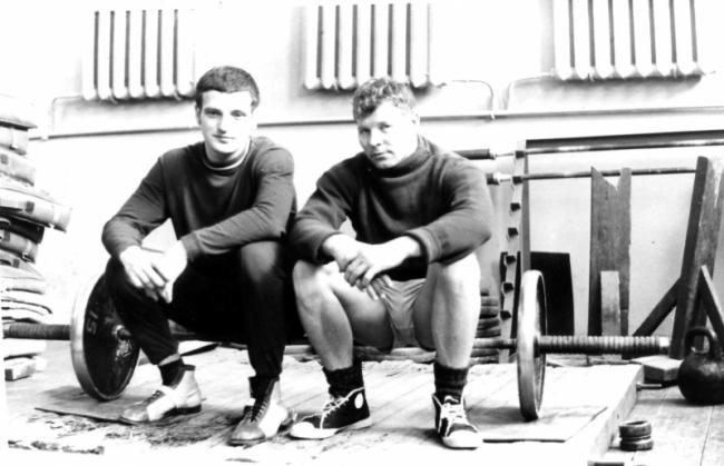 История спорта. Про штангу