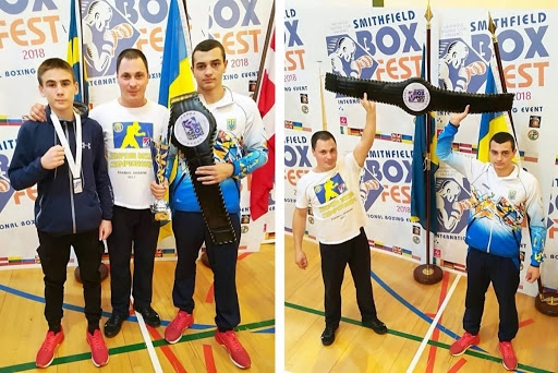 Наши боксёры прославились на международном чемпионате в Вильнюсе