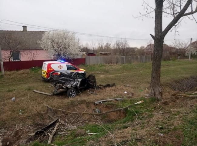 Авария с госпитализацией пострадавших