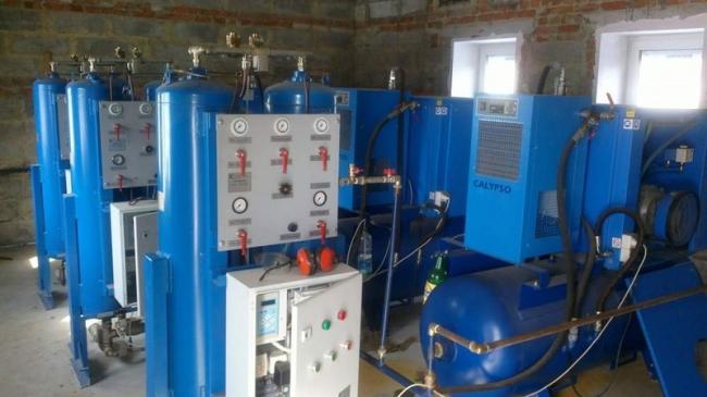 В Измаиле появится своя кислородная станция