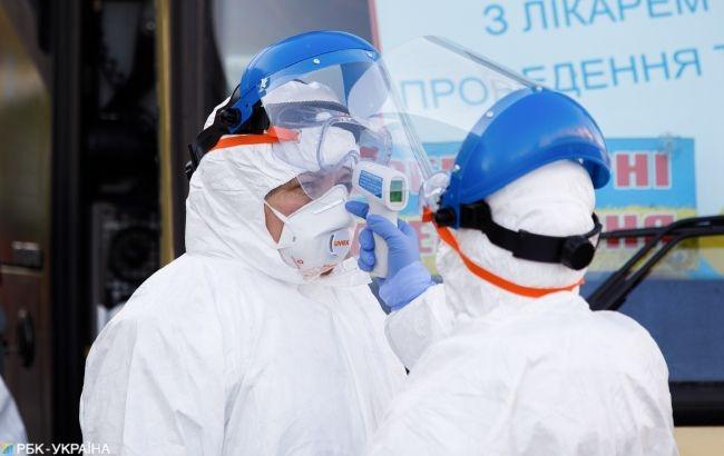 В Украине 113 случаев инфицирования