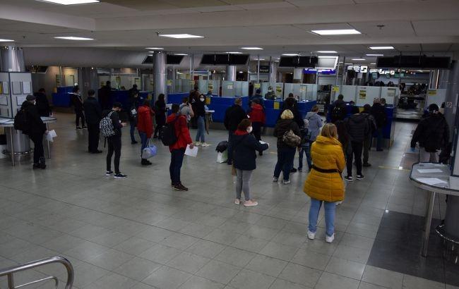 В Украину за сутки вернулись более 37 тысяч человек